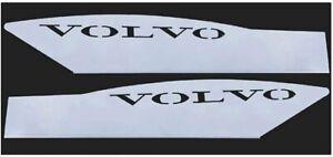 Volvo VNL Bottom Door Plate STAINLESS STEEL for 1998 & 2017 / SET