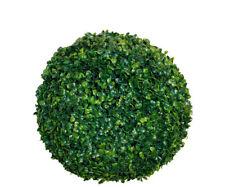 Buchsbaumkugel grün - diverse Grö�Ÿen - Buchskugel Deko Buchsbaum Kugel künstlich