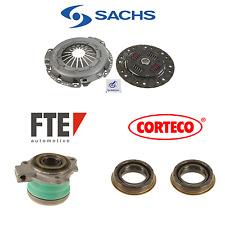 For Saab 9-3 900 98-02 Clutch Disc Pressure Plate w/ Seals & Slave Cylinder OEM