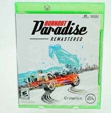 Burnout Paradise Remastered: Xbox One [Brand New]