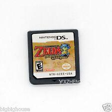 The Legend of Zelda: Phantom Hourglass NDS 3DS NDSL Video Game