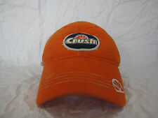 Distressed Crush Soda Mesh Adjustable Hat Size One Size