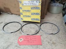 Citroen BX Diesel Lower Piston Rings (Set of 3) 93010746 NEW GENUINE