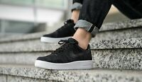 Nike Air Force 1 Flyknit Black White Mens Shoe Trainer Sneaker All Sizes