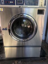 Dexter T400 Triple Load Washer Stainless Steel Front Three Phase 220v 60hz