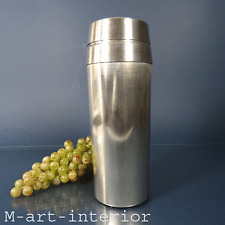 WMF Cocktail Shaker NS Silver Limited Edition Barware Wilhelm Wagenfeld Bauhaus