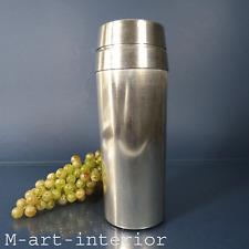 WMF Cocktail SHAKER Neusilber NS Silver Barware DESIGN Wilhelm WAGENFELD Bauhaus