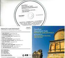 FRANCIS MACDONALD Hamilton Mausoleum Suite 2017 UK 11-trk promo test CD