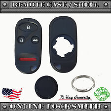 New Replacement Remote Shell Keyless Entry Case Fob For Honda Acura Case Buttons