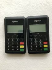 Ingenico Icmp Blue tooth credit card reader Lot of 2