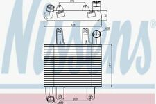 Nissens 96660 Intercooler TERRACAN (01-)