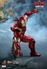Hot Toys MMS 353 D16 Captain America Civil War Iron Man Mark 46 XLVI Diecast