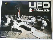 Aoshima UFO Moon Base Plastic Model Kit from Japan 2002