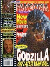 FANGORIA MAGAZINE #145 GODZILLA, LORD OF ILLUSIONS, RUMPLESTILTSKIN, SPECIES
