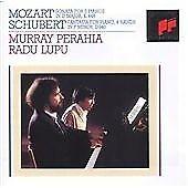 Mozart: Sonata for 2 Pianos in D major; Schubert: Fantasia for Piano, 4 hands in F minor (1993)