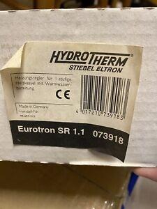 Hydrotherm Eurotron SR 1.1 Neu Und Ovp!!! Art Nr 073918.   99-697-315 Mit AF !!!