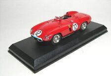Ferrari 750 Monza No.12 LeMans 1955