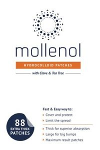 Mollenol Hydrocolloid Patches