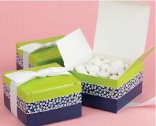 SALE!  $3.00 - 8 Candy Favor Boxes - For Wedding, Birthday or Baby Shower