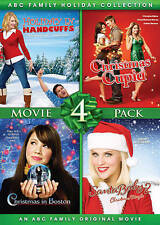 ABC Family Holiday Collection: Movie 4 Pack (DVD, 2013, 2-Disc Set) VG#