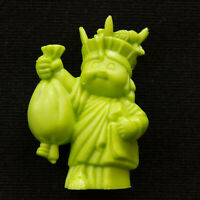1986 Topps Garbage Pail Kids CHEAP TOYS Series 1 Green ALICE ISLAND Figure