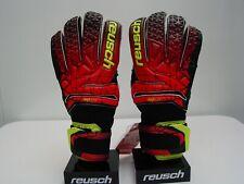 NEW Reusch Soccer Goalie Gloves Fit Control Pro R3 Adult SZ 9 3970755S