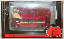 EFE 1/76 15611 ROUTEMASTER BUS BURNLEY & PENDLE 25 BURNLEY
