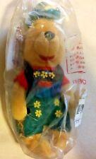 "Disney Mini Bean Bag plush October Fest Winnie the Pooh 8"" w/tag October Fest"