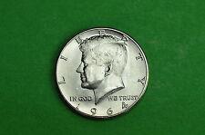 1964-P GEM BU   Mint State  (Kennedy)  SILVER  Half  Dollar (90% Silver)