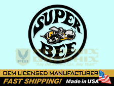 1968 1969 1970 Dodge Super Bee Circles (pair) (for Stripes-delete cars) Decals