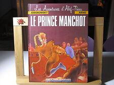 ALEF THAU T2 1984 LE PRINCE MANCHOT TBE/TTBE JODOROWSKY ARNO