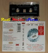 MC TOP OF THE SPOT 1996 VASCO ROSSI GLORIA GAYNOR CHUCK BERRY (*) cd lp dvd vhs
