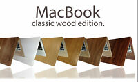 "Textured Wood Skin Sticker For MacBook Air Pro 11"" 13"" 15"" 17"" Retina Wrap Decal"