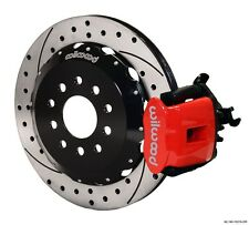 "1992-2000 Honda Civic,CRX,Del Sol Wilwood Combination Rear Kit , 12.19"" Rotors"