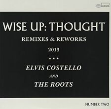 """NEW The Roots/Elvis Costello - Wise Up: Thought (10"""" Vinyl EP, 2013, BN1939001)"""