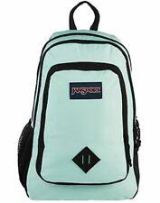 Jansport Super Sneak Backpack Color Mint Green & Black NWT