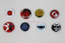 InFamous Second Son PINS set of 8 free shipping Delsin Rowe