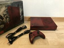 Microsoft Xbox One S 2TB Red with Controller Gears of War 4 Edition from Dealer