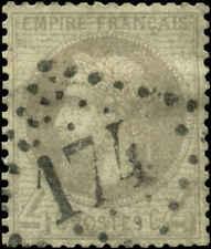 France Scott #31 Used