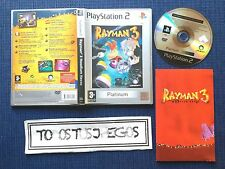 Rayman 3 Hoodlum Hacoc Play Station 2  Playstation BUENA CONDICION