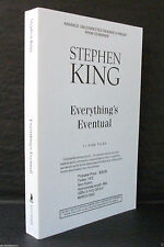 EVERYTHINGS EVENTUAL Stephen King US UNCORRECTED PROOF / ARC 1st ED RARE