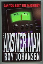 The Answer Man by Roy Johansen FIRST