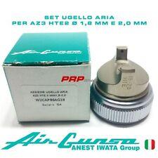 Set Ugello Aria per Air Gunsa AZ3 HTE2 - air cap set 1.8 mm - 2.0 mm