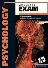 A+ Psychology Exam VCE Units 3 & 4, 3rd Edition