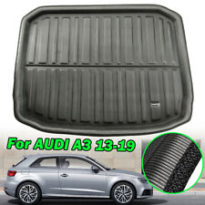 HEAVY DUTY SEAT COVERS BLACK 1+1 FOR AUDI A3 SPORTBACK