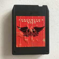 AEROSMITH Greatest Hits FCA36865 8 Track Tape 1980