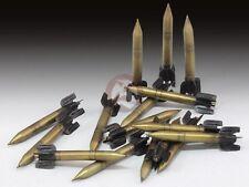 Royal Model 1/35 Katyusha Multiple Rocket Launcher Rockets WWII (16 rockets) 562