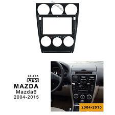 9 inch Car Radio Fascia Panel for Mazda 6 2004-2015 stereo Frame (Fits: Mazda)