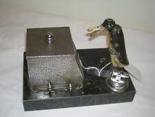 Art Deco - Ronson Mechanical Penguin Cigarette Dispenser and Lighter