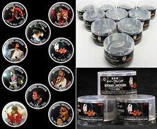 Michael Jackson Lot (10) Pins Pin Badge Coffee Can DYDO PROMO Drink JAPAN 2012